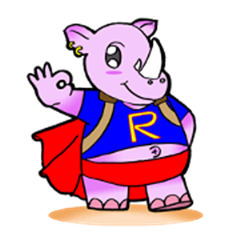 Richie - A super rhino (V.1-THAI)