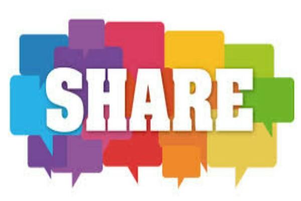 Membuat Share Button di Bawah Postingan