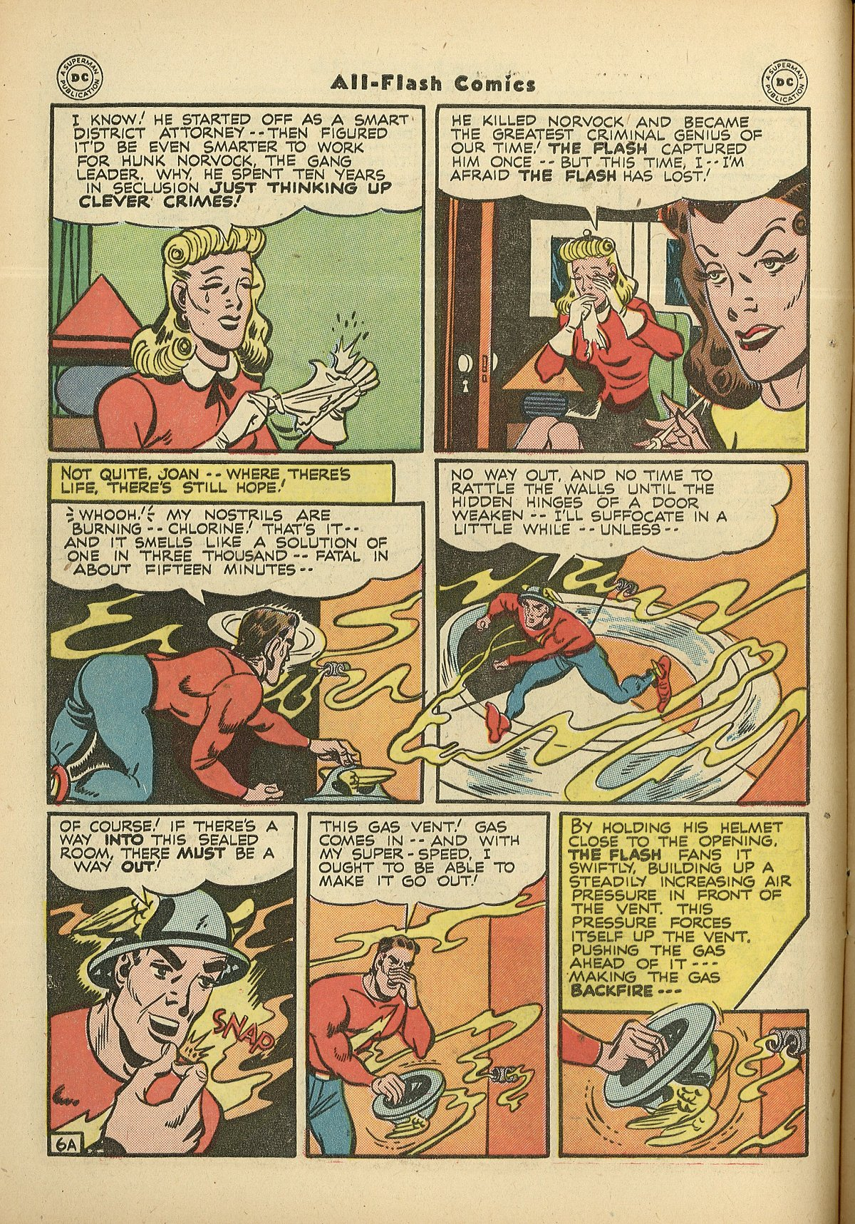 Read online All-Flash comic -  Issue #27 - 8