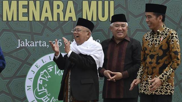 Ulah Ketum PPP, Mantan Relawan Serukan Tak Coblos Jokowi-Ma'ruf Amin