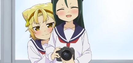 Yatogame-chan Kansatsu Nikki – Episódio 3