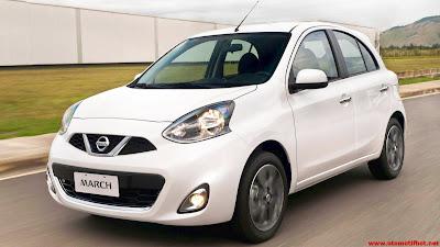 Harga Nissan March Terbaru 2017 dan Spesifikasi Lengkap
