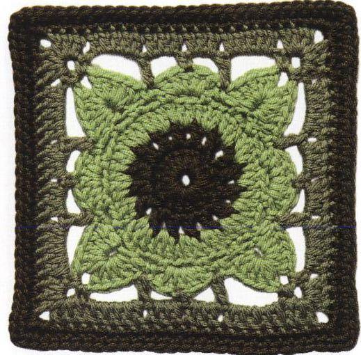 Patrón #1294: Sause a Crochet