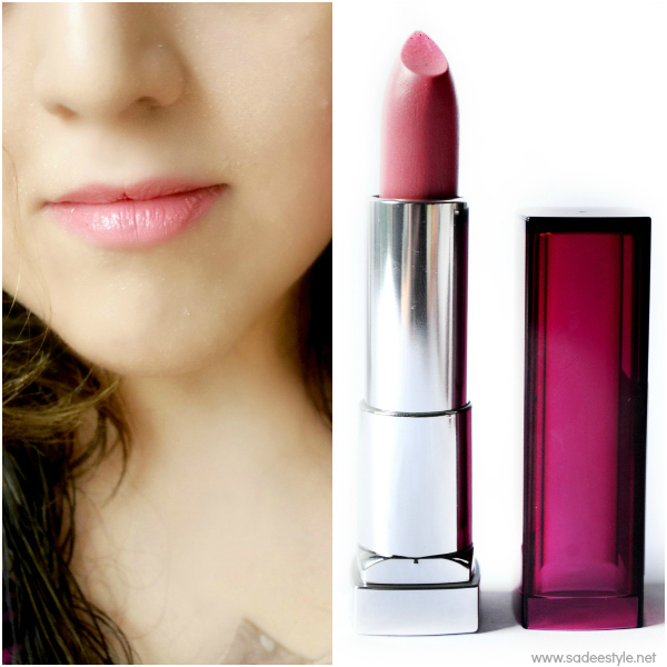 Maybelline ColorSensational Pink pleasure