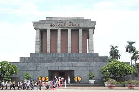 Mausoleum Ho Chi Minh, Hanoi