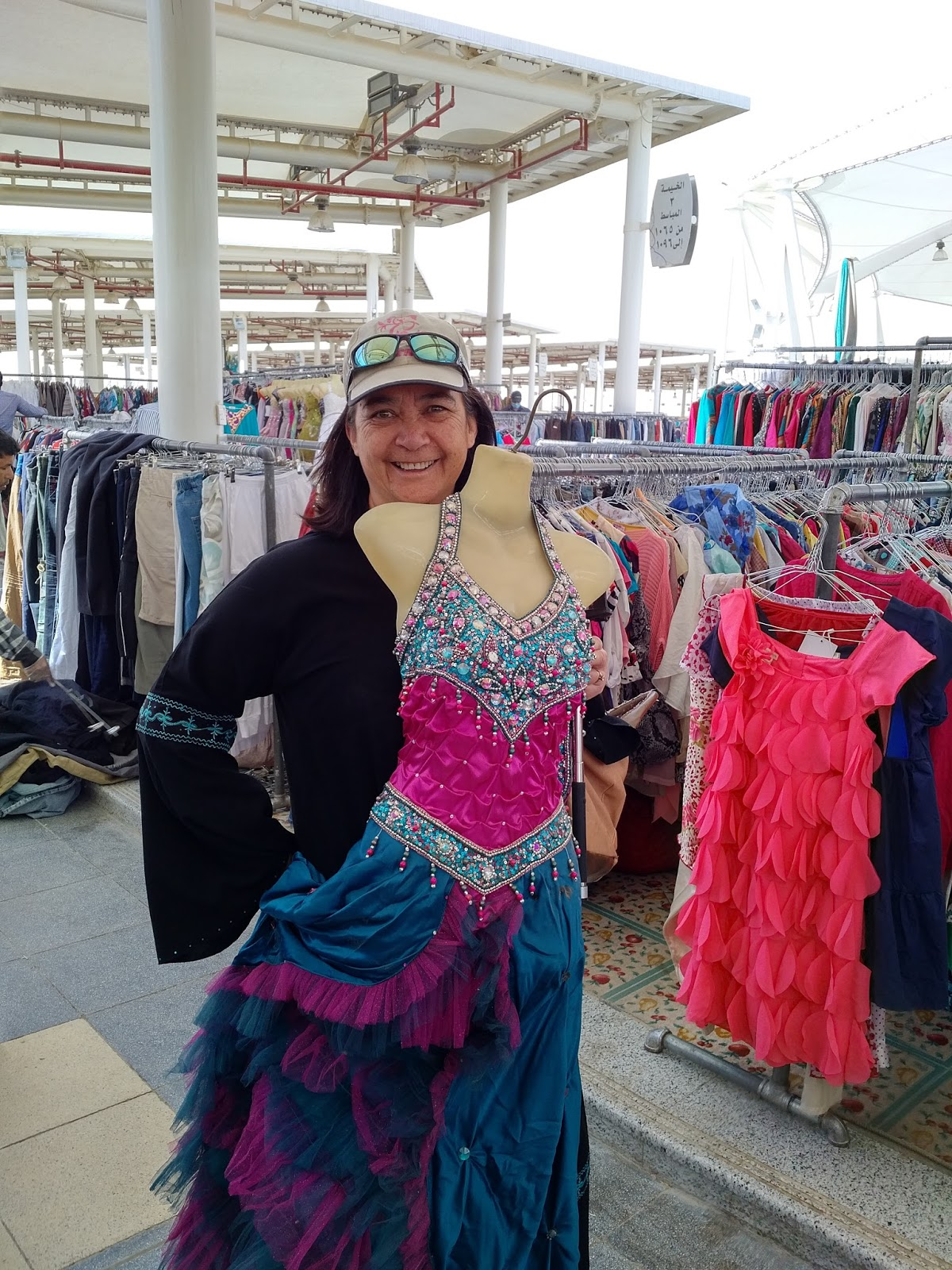 Visiting The New Princess Souq • Kiwi Living In Saudi