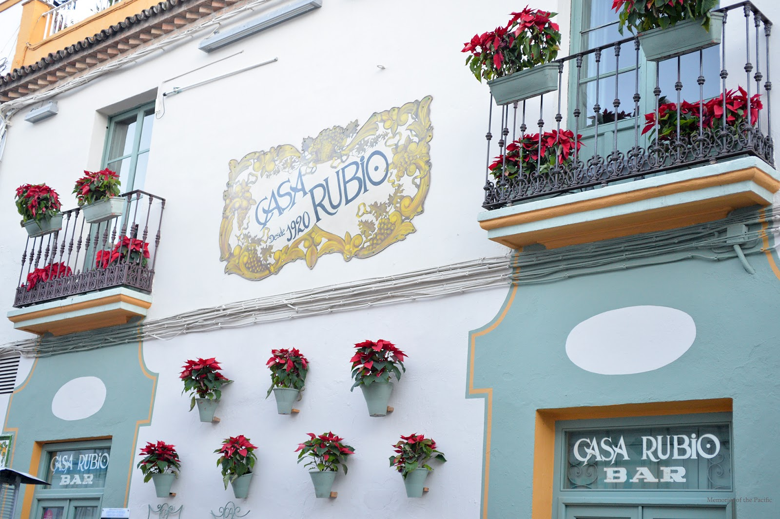 48 hours in Cordoba