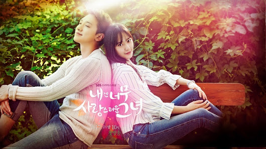 Sinopsis My Lovely Girl / She's So Lovable | Gadis Korea