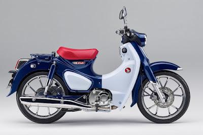 Honda Super Cub C125 (2019) Side