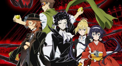 Bungou Stray Dogs Episódio 5