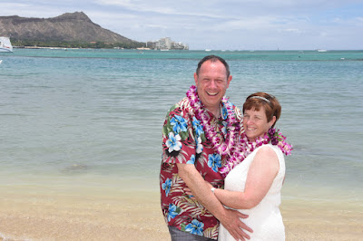 20-Year Vow Renewal