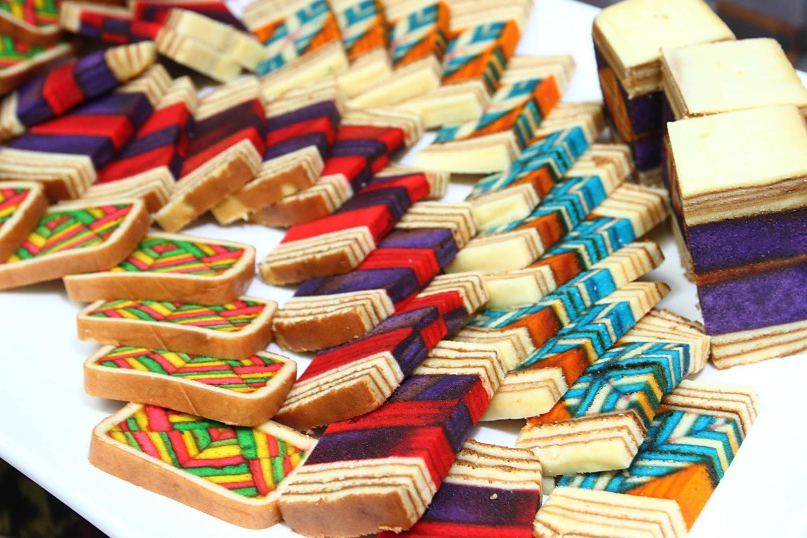Syurga Makanan - Malaysia: Makanan Tradisional Negeri Sarawak