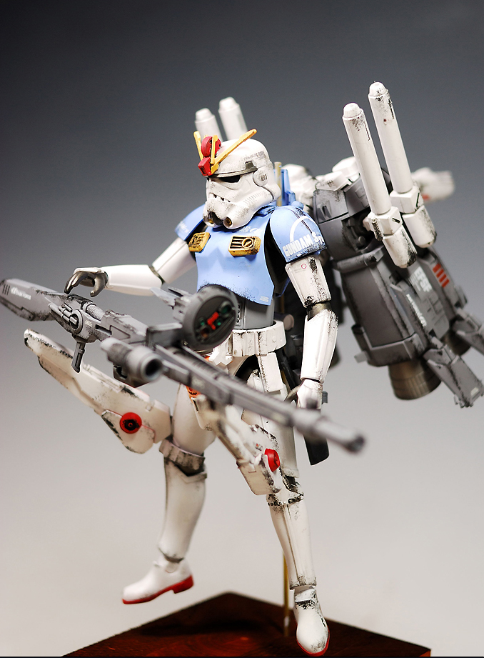 Star 12 Wars 1 Scale Customs