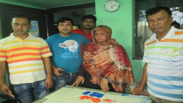 নোয়াখালীতে ইয়াবাসহ নারী মাদক ব্যবসায়ী আটক