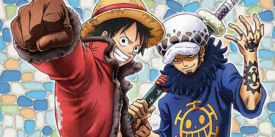 One Piece, Manga, Actu Manga, Eiichiro Oda, Shueisha, Weekly Shonen Jump,