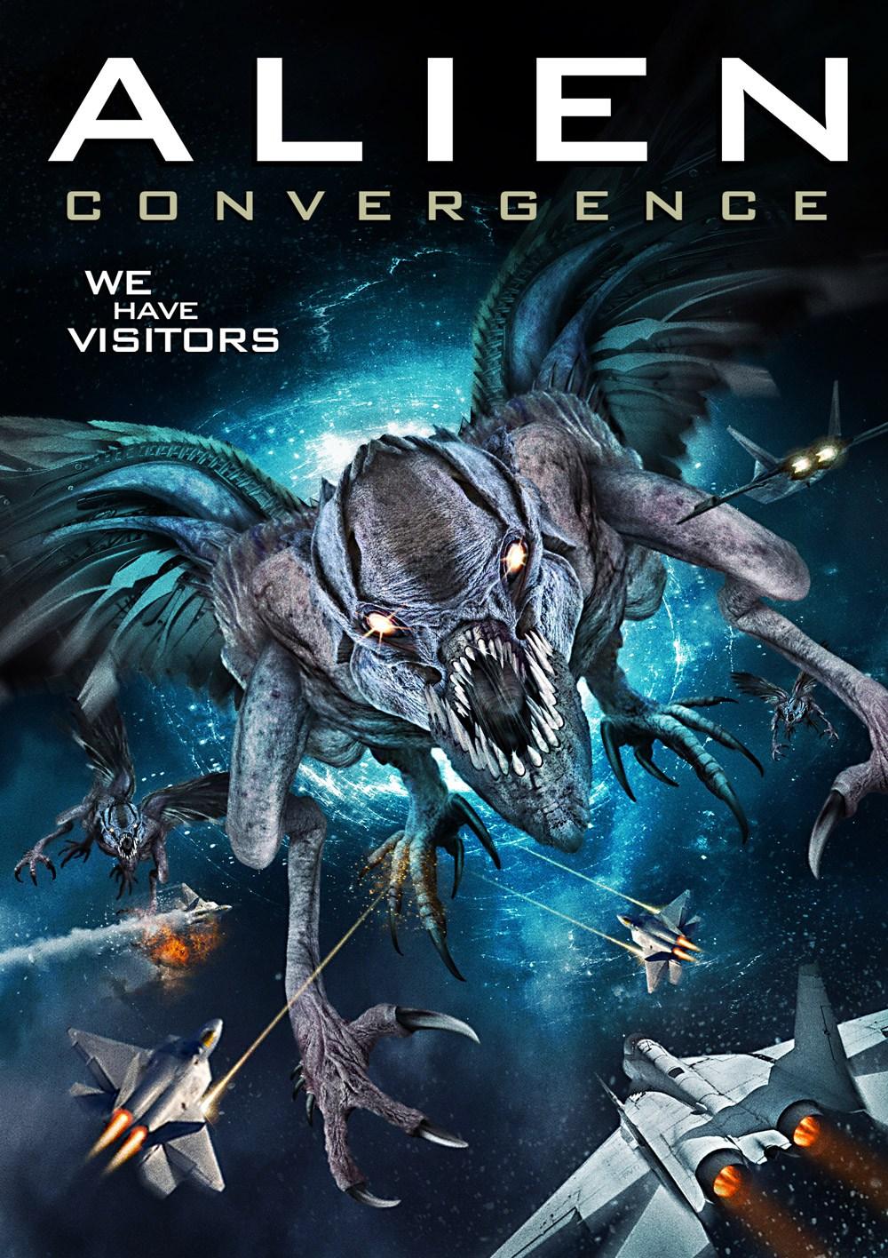 Alien Convergence 2017 Legendado