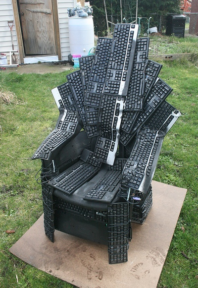 Kawaiian Punch Object Of Geek Desire The Iron Throne Made From
