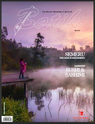 Majalah Batik Air Inflight Magazine 2018 2019