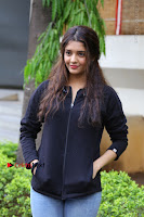 Actress Ritika Singh Stills at Guru Movie Success meet  0091.JPG