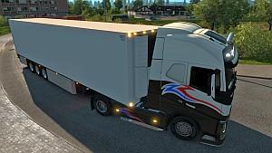 Standalone Lamberet trailer