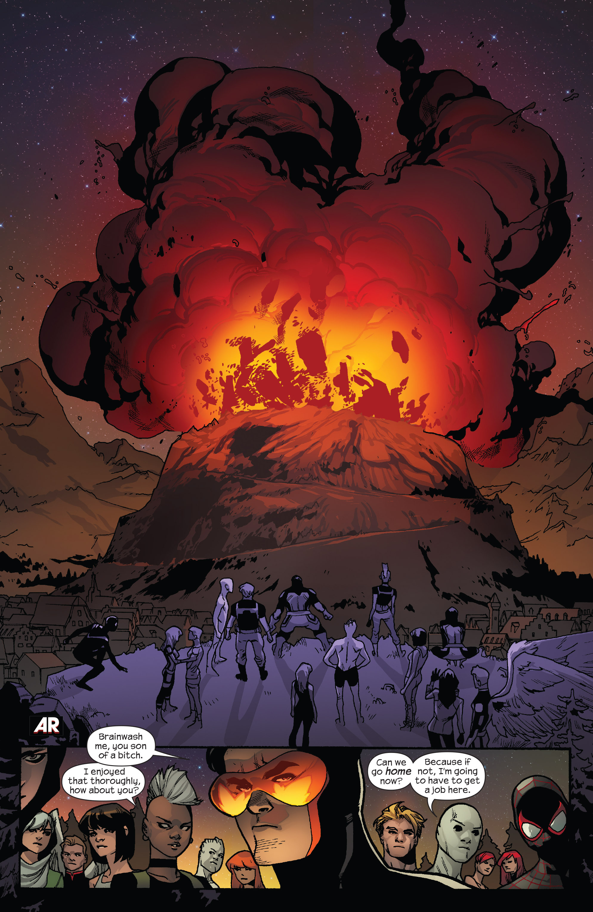 Read online All-New X-Men (2013) comic -  Issue #36 - 9