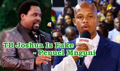tb joshua staged miracles