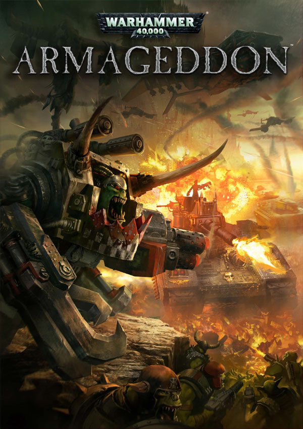 Warhammer 40000 Armageddon Download Cover Free Game