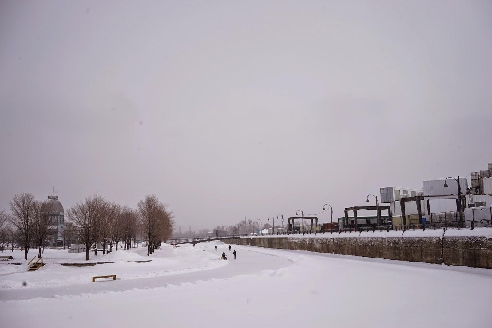 montreal ice skating