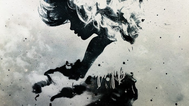 Black And White Graphic Paintings