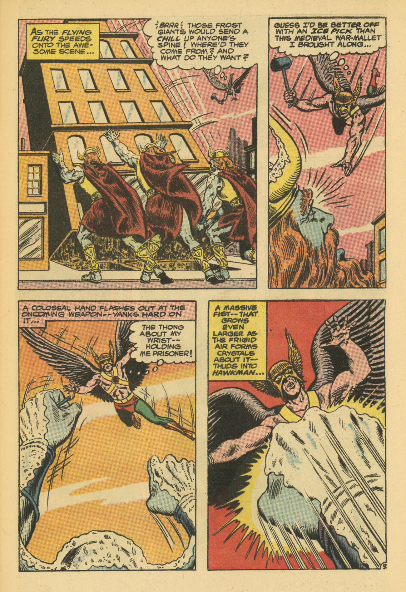 Hawkman (1964) issue 13 - Page 5
