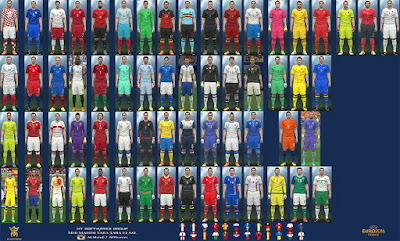 PES 2016 Euro 2016 Kit v.4.1 by MT Games 1991