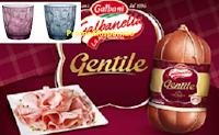 Logo Mortadella Gentile ti regala i bicchieri Bormioli