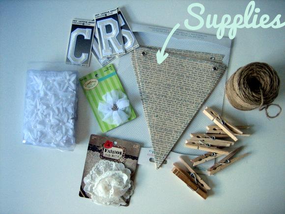 Supplies: Vintage Card Box DIY Project Tutorial | DIY Playbook
