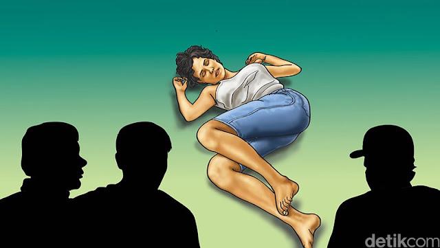 Gadis 16 Tahun Diperkosa Beramai-ramai 5 Pemuda di Sulsel