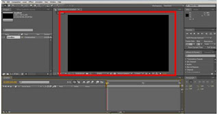 tutorial after effect mengatur background