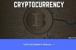 Cryptocurrency adalah...