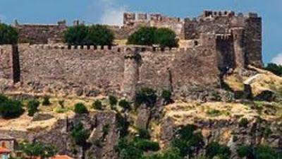 Εγκαίνια του έργου «Αποκατάσταση Βορειανατολικού Περιβόλου Κάστρου Μυτιλήνης»