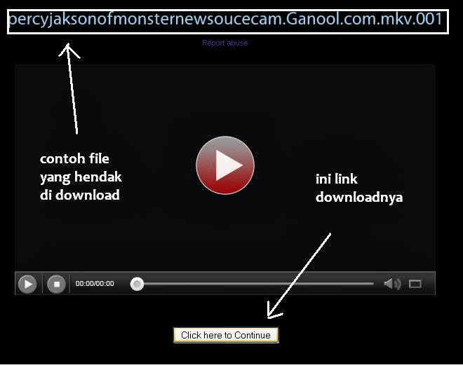 gambar cara download di mightyupload