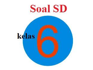 Contoh Soal Matematika 6 SD Semester 1 Tentang KPK (Kecil Persekutuan Terkecil)