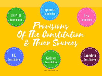 CBSE Class 8 - Civics - Indian Constitution - Provisions of Constitution (#cbseNotes)
