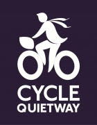 Quietway sign on lambethcyclists.org.uk