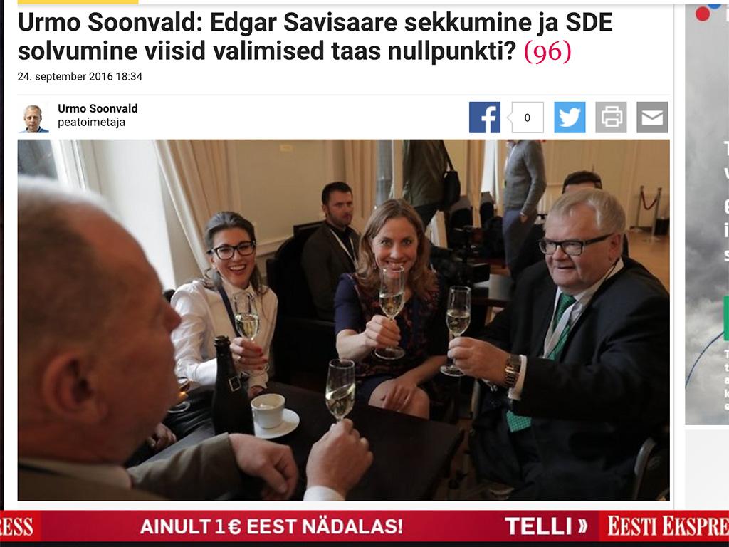 c55441bf109 Või siiski ... presidendiks saab Edgar Savisaar!