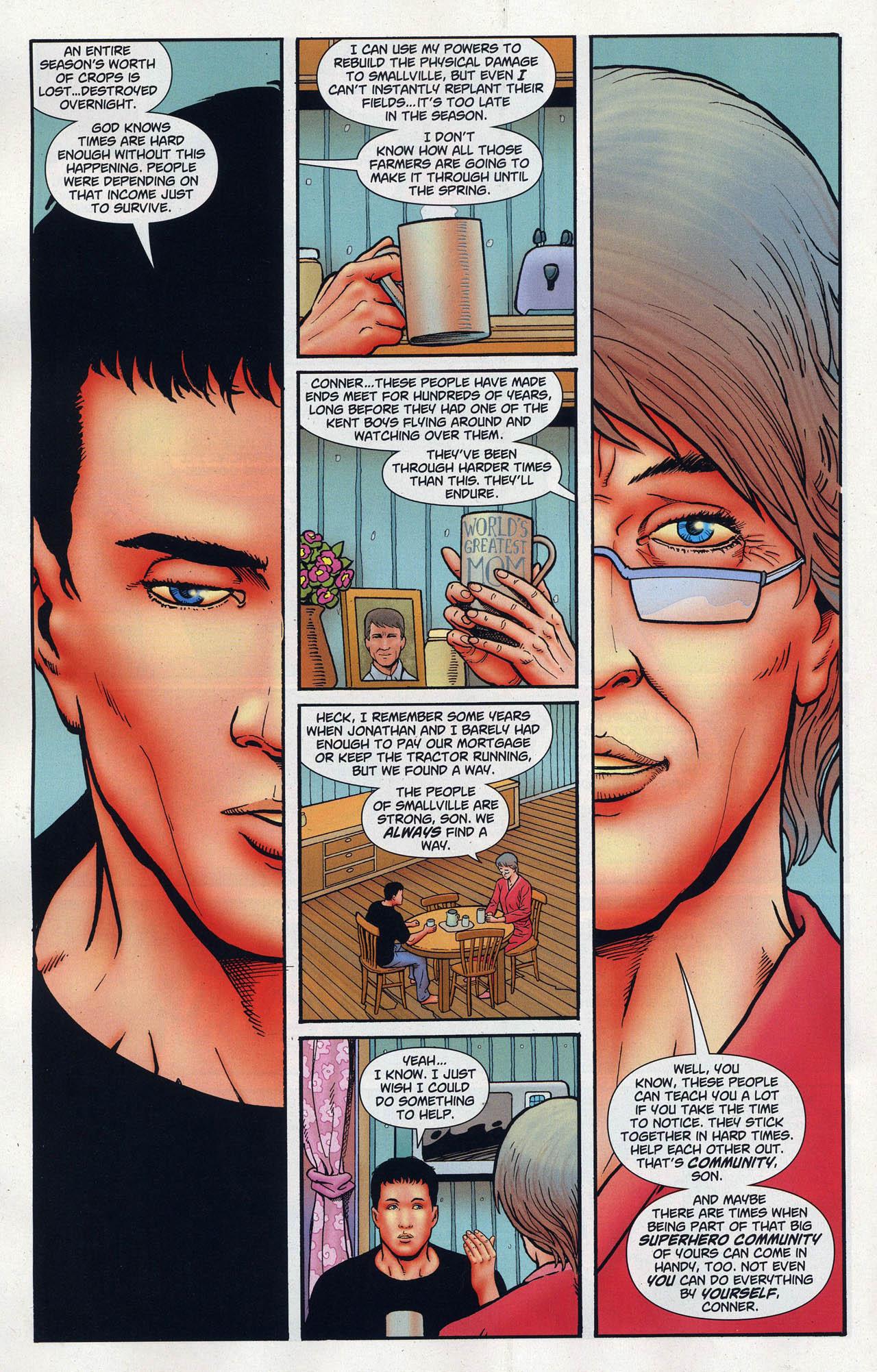 Superboy [I] Issue #3 #3 - English 7