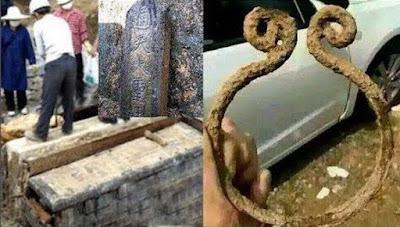 Các nhà khảo cổ Trung Quốc phát hiện mộ Tôn Ngộ Không tại núi  Bảo Sơn tỉnh Phúc Kiến