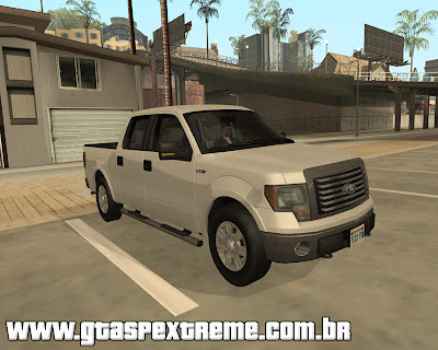 Ford F150 XLT SuperCrew 2010 para grand theft auto