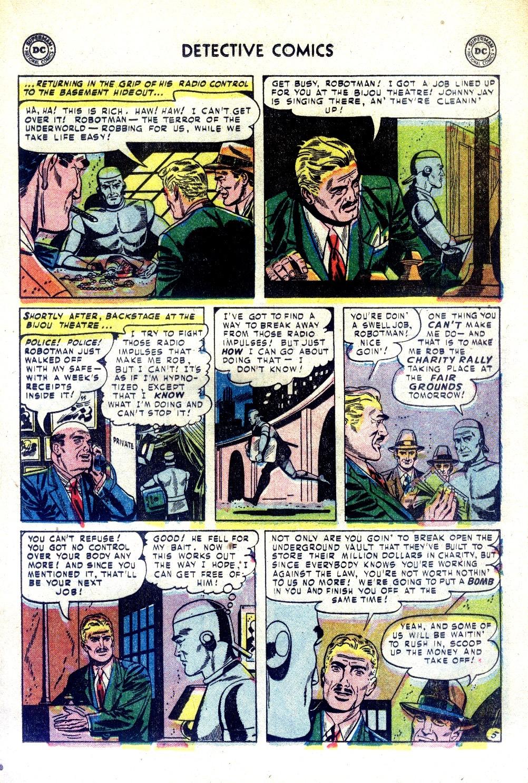 Read online Detective Comics (1937) comic -  Issue #188 - 21
