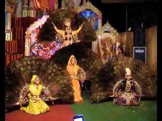 Krishna Janmashtami Jhanki Decoration ideas