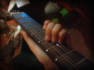 Gambar Kunci Gitar C#