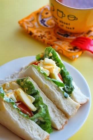 Aneka Resep Sandwich