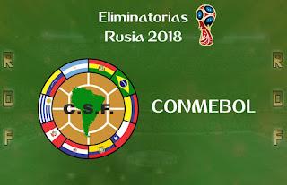 Eliminatorias Rusia 2018 - CONMEBOL